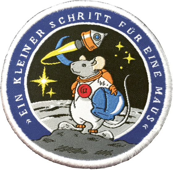 Armstrong Mission Patch