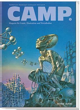 Das Titelbild von CAMP 2/2016